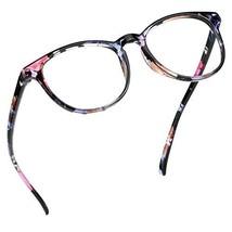 LifeArt Blue Light Blocking Glasses, Anti Eyestrain, Computer Reading Glasses, G