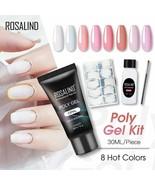 ROSALIND® Polygel Nail Kit For Nail Art Design Builder Gel For Manicure ... - $8.16+