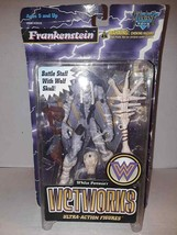 MCFARLANE TOYS FRANKENSTEIN WETWORKS ULTRA ACTION FIGURE #12112 WHILCO P... - $14.92