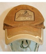 John Deere Founders 200 Birthday Distressed Destroyed Dad Cap Hat Strapback - $17.95