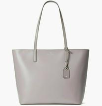 NWT Kate Spade Janie Striped Smooth Leather Medium Tote WKRU6264 $329 SO... - $124.80