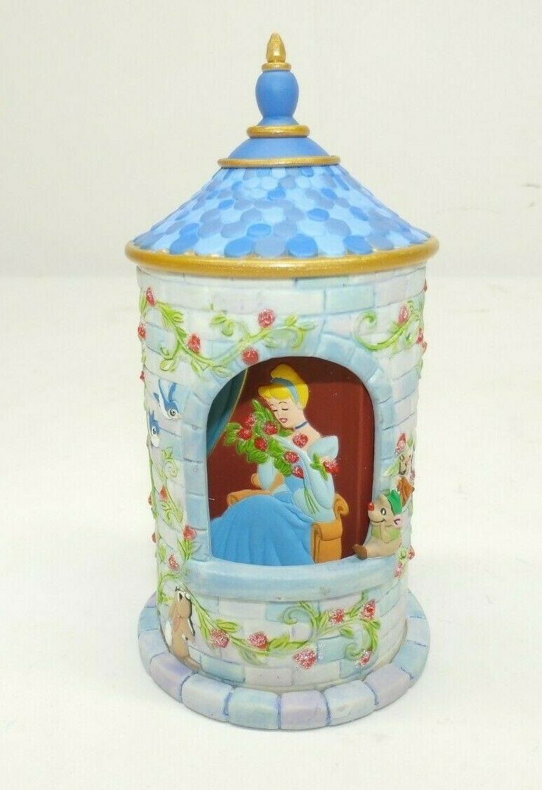 "Primary image for Hallmark Keepsake 2006 ""The Princess Tower"" Disney Light Up Ornament QXD8373"