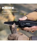 Roxon 14 in 1 multi purpose outdoor portable surviving tool kit multitool piler  9  thumbtall