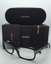 Classique Neuf Tom Ford Lunettes Tf 5013 B5 54-17 Cadres Noirs avec Démo