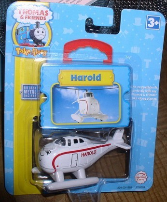 Thomas & Friends take along helicopter die-cast Metal