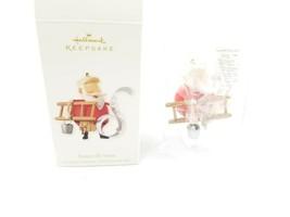 Hallmark Keepsake 2008 HONEY-DO SANTA Christmas Ornament New in Box - $8.50