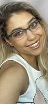 New ALAIN MIKLI A 24030 2610 51mm Semi-Rimless Women's Eyeglasses Frame ... - $189.99