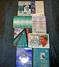 Dan Marino # 13 Miami Dolphins QB Football Trading Cards AA-19FTC3003 Vintage Co image 11