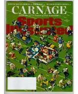 Sports Illustrated Magazine December 18, 2017 NEW - Carnage in the NFL  - $5.00