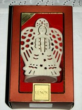 "NEW! LENOX Angel Votive Tea Light Candle Holder Bright Christmas 4"" x 3""... - $6.95"