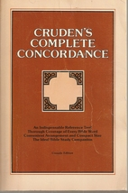 BOOK-Cruden's Complete Concordance to the Old and New Testaments by Crud... - $6.99