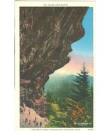 Alum Cave Bluffs, The Great Smoky Mountains National Park, unused linen ... - $4.99