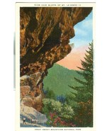 Alum Cave Bluffs of Mt. Le Conte, Great Smoky Mountains National Park 19... - $4.99