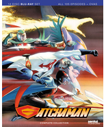 Gatchaman TV + OVA Complete Collection Blu-ray Brand NEW! - $139.99