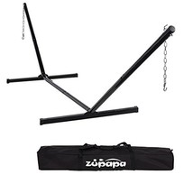 Zupapa Hammock Stand Fit for 12-15ft. Hammock, 2 Person Heavy Duty 550 L... - $133.75