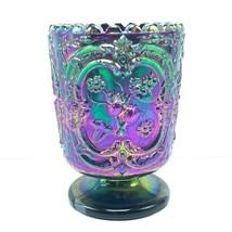 Fenton art glass vintage carnival cup mug grapevine grape vine vtg mcm c... - $28.91