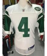 NEU Trikot New York Jets (50)#4 Brett Favre NFL Shirt Jersey Reebok BNWT - $52.85