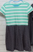 Gap Kids Outfit Set: Dress + GapFit This Girl Can T-Shirt + Bling Jeans M (8-9) image 2