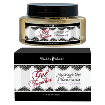 Hearts Desire Gel Together Massage Gel with Pheromones, Parisian Lavende... - $14.95