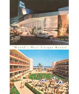 Beau Rivage, Resort Motel, Bal Harbour, Miami Beach, Florida, unused Pos... - $5.99