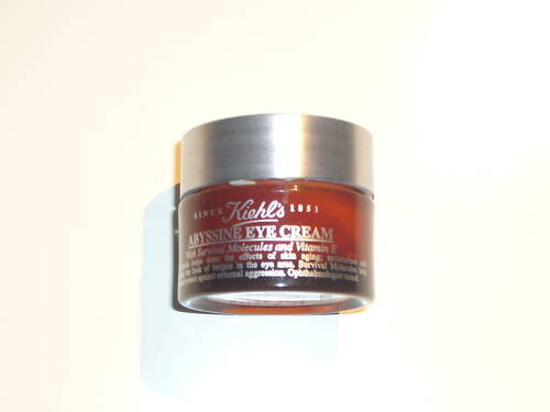 Kiehl's Abyssine Eye Cream - Full size 15 ml Bonanza