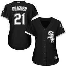 Women/Girl Chicago White Sox #21 Todd Frazier Jersey Stitched Baseball J... - $42.99