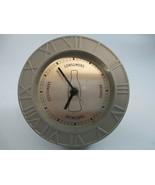 Coca-Cola Desk Metal Clock Memento From Executive Meeting Rare  - $19.80
