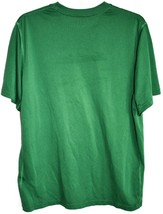 Nike Men's Legend Dri-Fit Training Green Short Sleeve T-Shirt Size L image 2