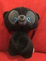 Disney Store Plush Black BRAVE MERIDA BROTHER BEAR Cub HARRIS w/Sewn Eye... - $12.08