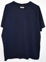 Under Armour Men's Loose HeatGear Notre Dame Volleyball Navy Blue Shirt Size XL image 2