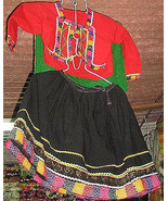 Ethnic peruvian dance costume from Cusco in Peru  - $150.00