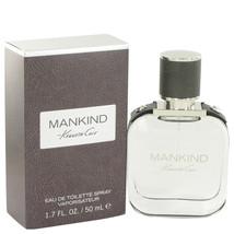Kenneth Cole Mankind by Kenneth Cole Eau De Toilette Spray 1.7 oz for Me... - $30.65