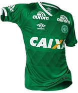 Chapecoense jersey green 16/17 green home soccer football man jersey  - $39.90