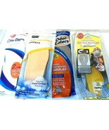 Lot of 4 different insole inserts Dr.Sholls,Dr.Comfort,Walgreen,Rhino Tuff! - $15.46