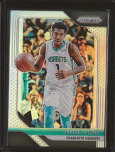 2018-19 Malik Monk Panini Prizm #50 Basketball Card - $5.95