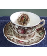 Johnson Brothers His Majesty Cup and Saucer Tha... - $17.95