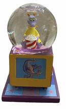 Dragon Tales WDW Figment Epcot Disney Parks Mini Snowglobe W/ tags RARE ... - $187.11