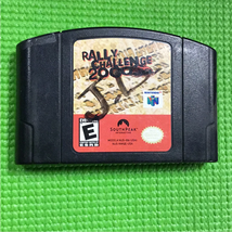 Rally Challenge 2000 - Nintendo N64 | Cartridge Only - $9.00