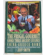 Frugal Gourmet China Greece Rome Jeff Smith  - $12.00