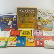 Peanuts 15 Book Lot Charlie Brown Snoopy Comics Charles M. Schulz 60s - Present - $145.99