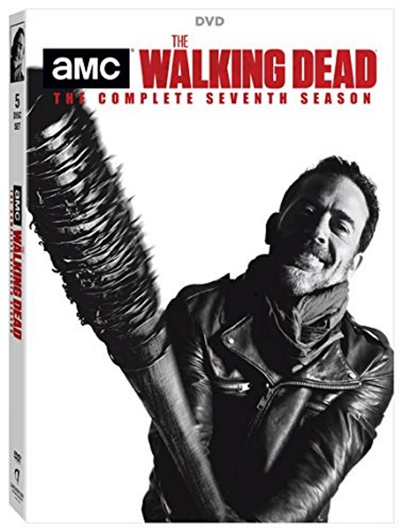 The walking dead complete seventh season 7  dvd 2017 16 disc  zombies usa seller