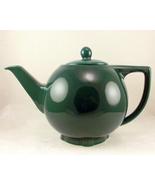Hall china turquoise star teapot 1 thumbtall