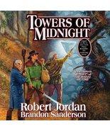 Robert Jordan's Wheel of Time v. 1 - 14 (MP3 Audiobooks) - $38.00