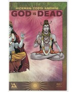 God Is Dead #1 Hindu Pantheon August 2013 Avatar Jonathan Hickman Mike C... - $3.17