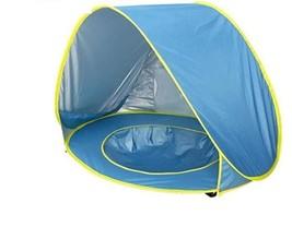 Beach Tent Uv-protecting Pool Waterproof Tent Kid Outdoor Camping Beach ... - $48.64 CAD