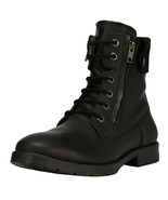 LibertyZeno Men's Genuine Leather Lace Up Ankle Length Casual Boots-JERRY - $58.40 - $66.32