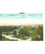 Conservatory, Wright Park, Tacoma, Washington, early 1900s unused Postcard  - $4.99