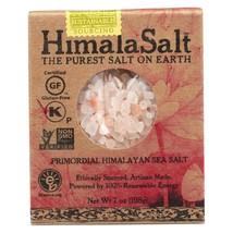 Himalasalt Refill Box - Coarse Grain - 7 oz - Case of 6 - $56.34