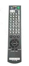 Sony Remote Control RMT-V501C SLV-D251 SLV-D350 SLV-D350P SLV-D550P Genu... - $15.99