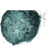 Jade Cachet Mohair mix yarn. Mohair, Polyester, Nylon & Acrylic. Yarn 50... - $4.75